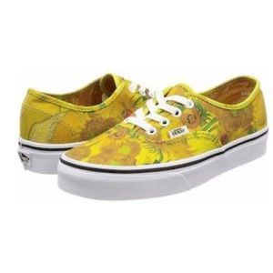 Vans x Van Gogh Sunflower Old School Sneakers